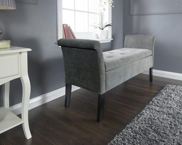 Balmoral Fabric Window Seat