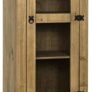 Corona 1 Door Glass Display Unit