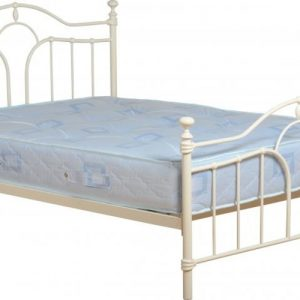 Keswick Cream Metal Bed Frame