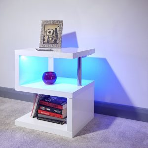 Polar Led Lamp Table