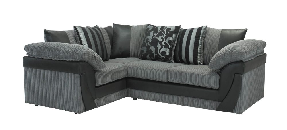 Lou Conny Corner Sofa 4 Colours