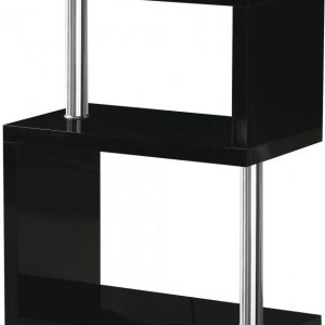 Charisma Black Gloss 3 Shelf Unit