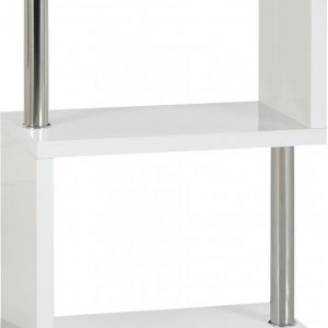Charisma White Gloss 3 Shelf Unit