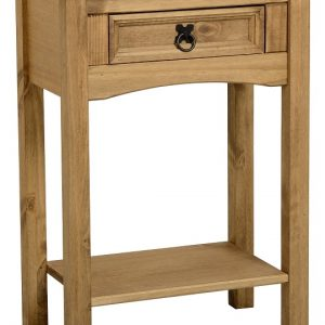 Corona 1 Draw Console Table 1