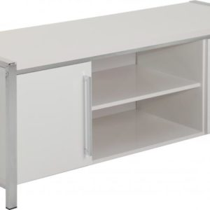 Charisma White Gloss Tv Stand