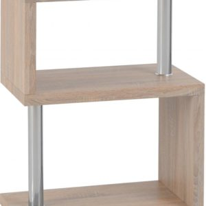 Charisma Sonoma Oak 3 Shelf Unit