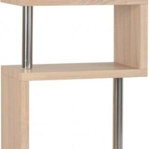 Charisma Sonoma Oak 5 Shelf Unit