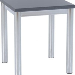 Charisma Grey Gloss Lamp Table