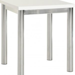 Charisma White Gloss Lamp Table