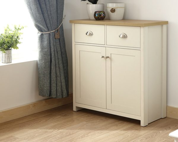 Lancaster Cream Compact Sideboard