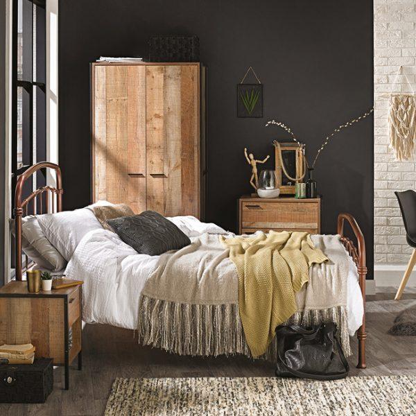 Hoxton Rustic Bedroom Set