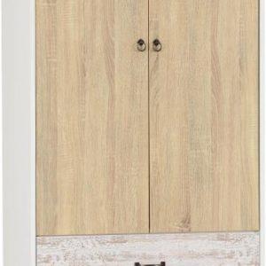 Nordic 2 Door Wardrobe