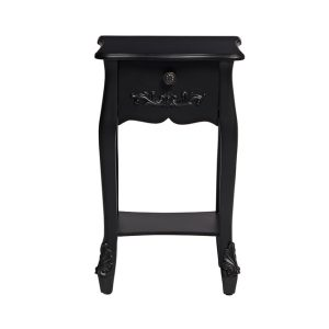 Antoinette Black Night Stand