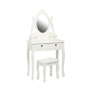 Antoinette White Dressing Table