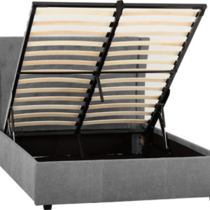 Camden Plus Double Fabric Bed Frame