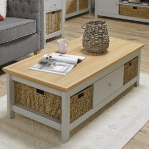 Cotswold Grey Coffee Table