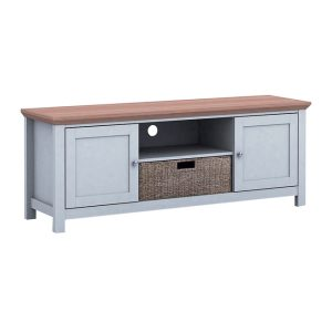 Cotswold Grey TV Stand