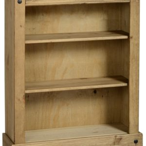 Corona Low Bookcase