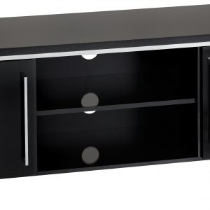 Charisma Black Gloss Tv Stand