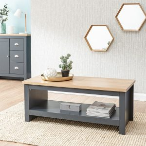 Lancaster Blue Coffee Table