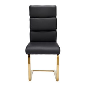 Antibes Black Dining Chair