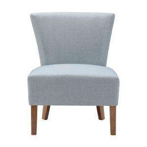 Austen Duck Egg Blue Occasional Chair