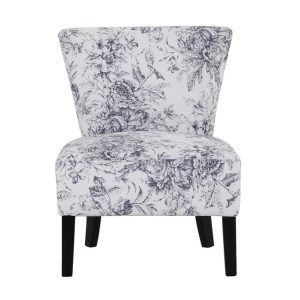 Austen Floral Occasional Chair