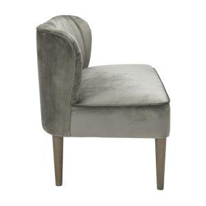 Bella Steel Grey Sofa