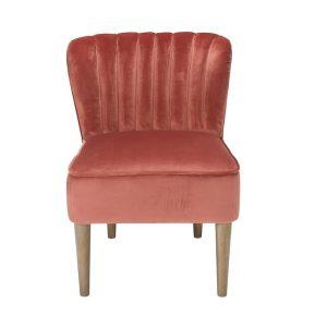Bella Vintage Pink Chair