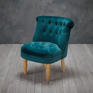 Charlotte Teal Occasional Chair