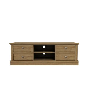 Devon Oak TV Unit