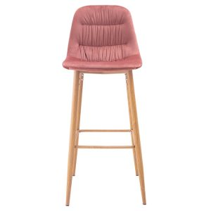 Harper Pink Barstools