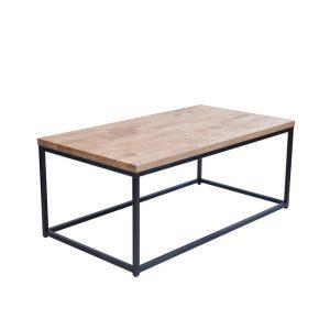 Mirelle Black Coffee Table