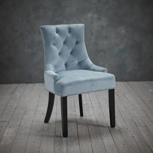 Morgan Blue Chairs