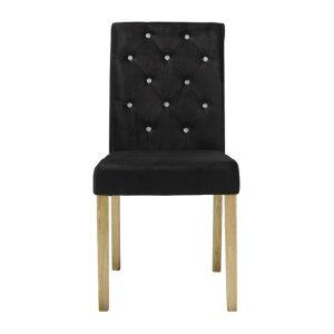 Paris Black Dining Chairs