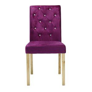 Paris Purple Dining Chairs