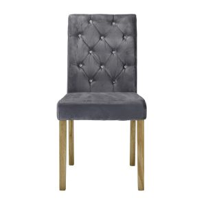 Paris Silver Dining Chairs