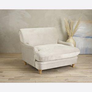 Plumpton Beige Armchair