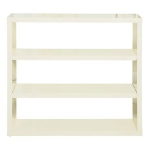 Puro Gloss Cream Bookcase