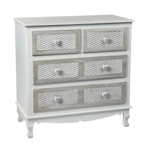 Brittany 4 Drawer Chest