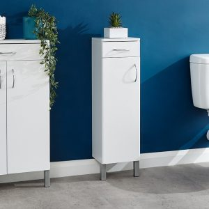 Mortiz One Drawer Bathroom Cabinet