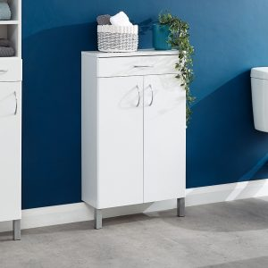 Mortiz Two Door One Drawer Bathroom Cabinet
