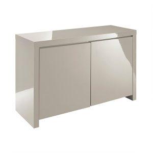 Puro Gloss Stone Sideboard