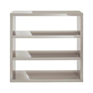 Puro Gloss Stone Bookcase