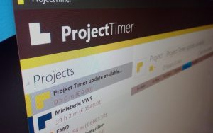 ProjectTimer update
