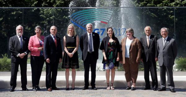 Photo of مجموعة دول السبع الصناعية «G7» تتصدى لسلوك روسيا «الشرير»!