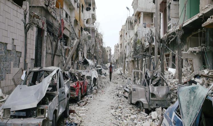 Photo of تسوية الوضع .. كابوس جديد يؤرق سكان محيط دمشق