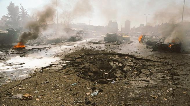 """Photo of أمين محمد حبلا :هجمات السويداء.. صفحات الموت برواية """"داعش"""""""