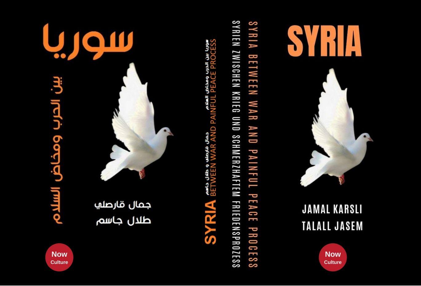 "Photo of كتاب مثير عن الحل في سوريا: ثلاث مراحل.. و""كونغرس"" سوري.. ولامركزية بستة أقاليم!"
