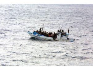 Flyktingsituationen i Medelhavet